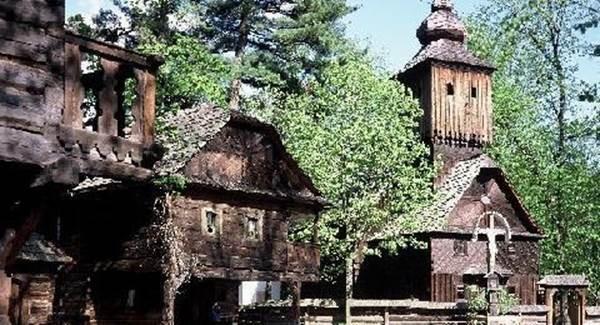 Wallachian Wooden Townlet